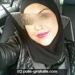 Habiba beurette voilée nymphomane