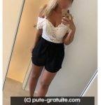 Chaude blonde de 24 ans a Rive-de-Gier